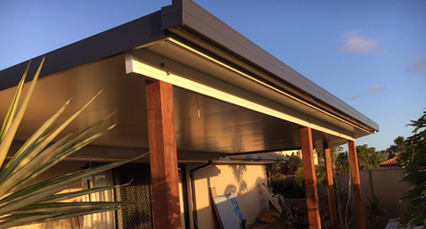 Insulated Roof Sheeting
