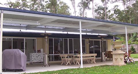 Skillion Roofs
