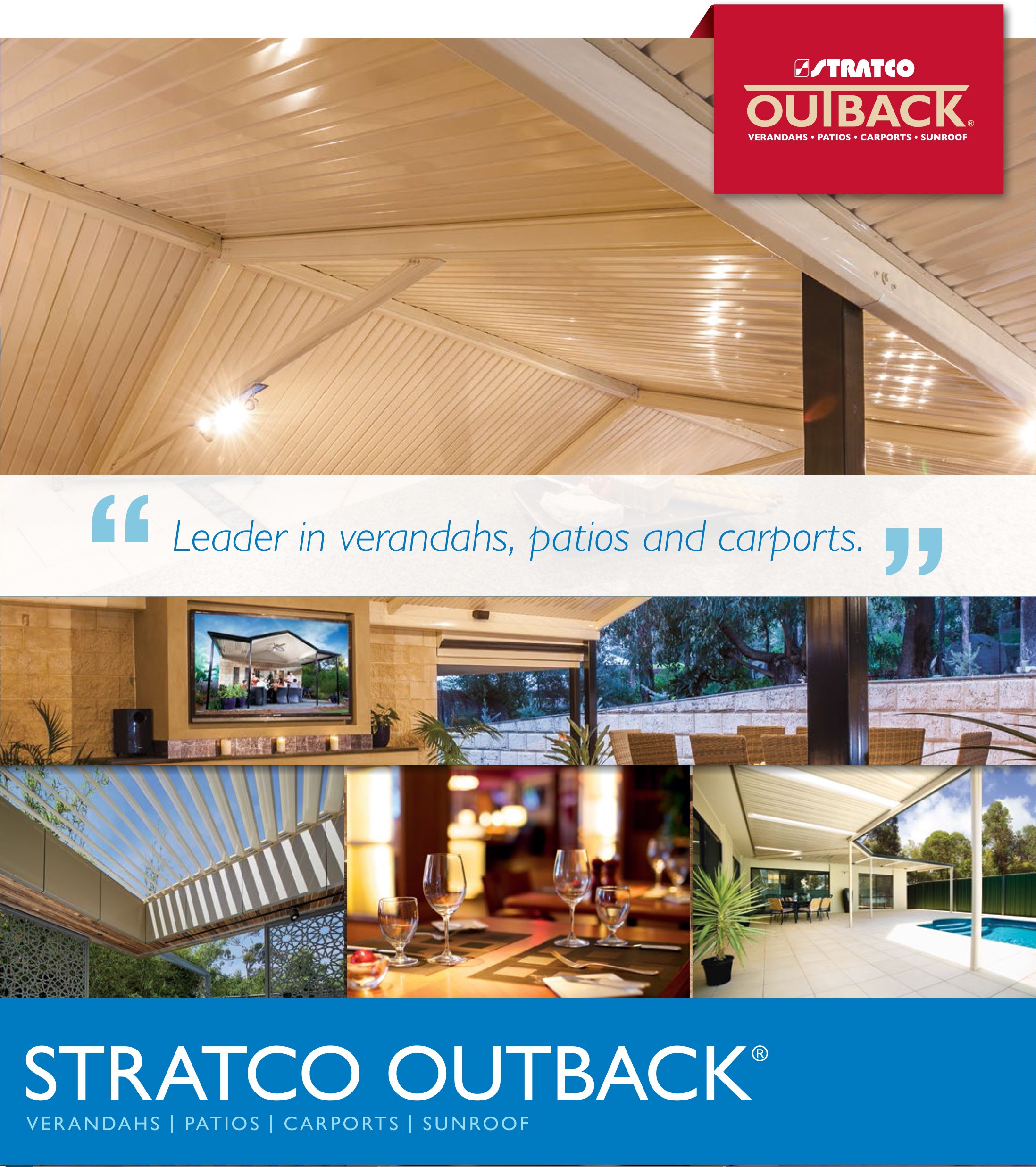 stratco-outback - Perfect Patios